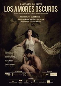LOS AMORES OSCUROS @ Teatro Regio    Almansa   Castilla-La Mancha   España