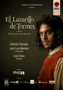 LAZARILLO DE TORMES @ TEATRO LAS CIGÜEÑAS, HOYO DE MANZANARES | Camarena | Castilla-La Mancha | España